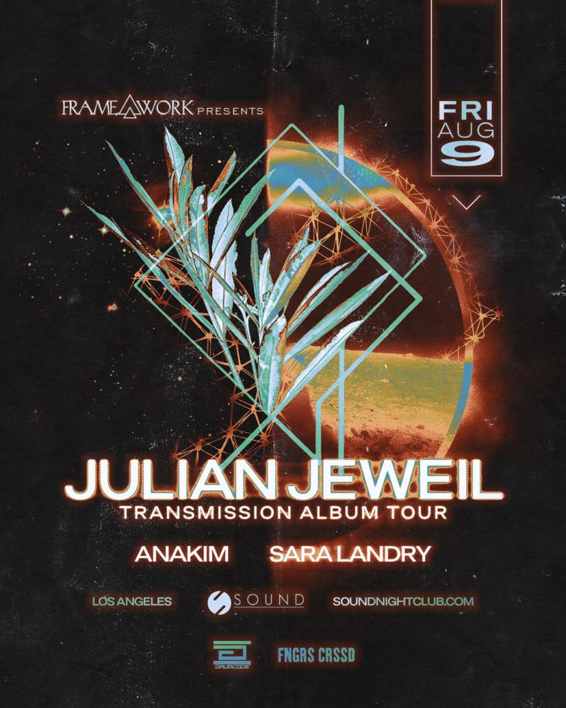 Julian Jeweil Sound Nightclub Framework August 2019