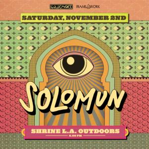Solomun-SQAURE website