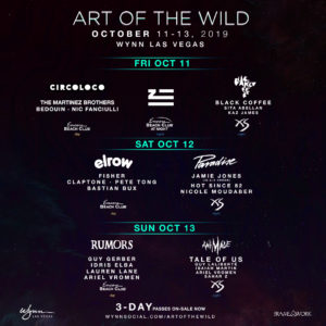 AOTW art of the wild las vegas october 2019