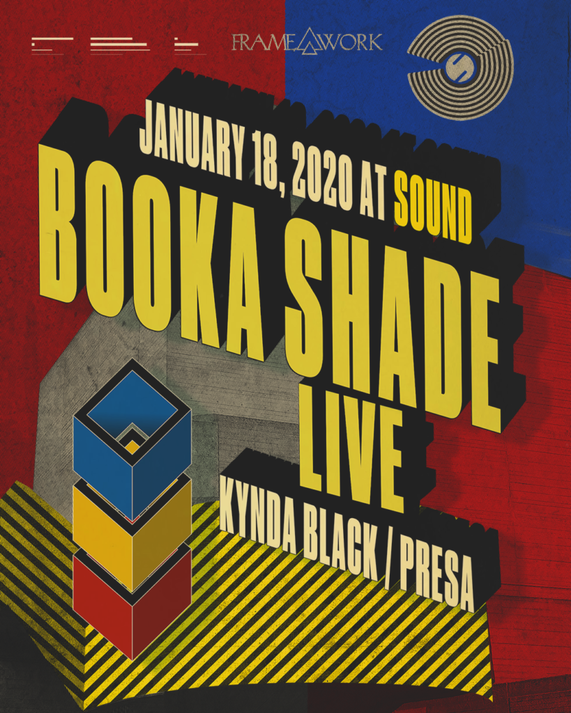 Booka Shade Live Sound Nightclub Kynda Black Presa Framework 2020 January