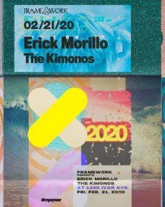 Erick Morillo Framework The Kimonos Sunset Room 1439 Ivar February 2020 Los Angeles